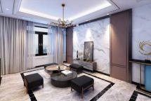 2020北歐90平米裝飾設計 2020北歐三居室裝修設計圖片