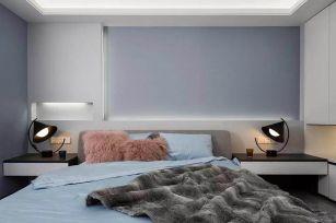 2019现代150平米效果图 2019现代套房设计图片