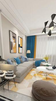 东湖小区雅居145平米套房现代简约设计