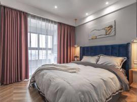 清新卧室设计图欣赏