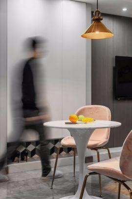 设计精巧餐厅细节装饰实景图片