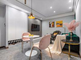 两室改三室客厅细节现代室内装饰