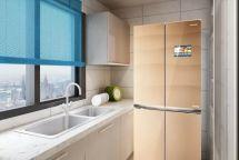 2019现代简约150平米效果图 2019现代简约三居室装修设计图片