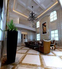 温馨客厅欧式装饰效果图