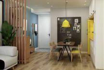 2019北欧110平米装修设计 2019北欧楼房图片