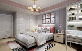 180平歐式風格四室兩廳新房效果圖