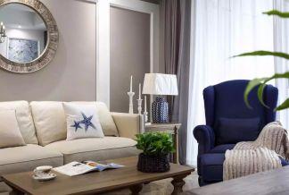 客厅沙发混搭设计