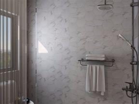 2019现代卫生间装修图片 2019现代隔断装饰设计