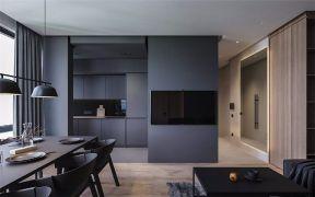 2019简单110平米u乐娱乐平台设计 2019简单公寓u乐娱乐平台设计