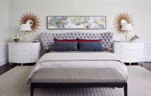 卧室细节120平米现代设计图片