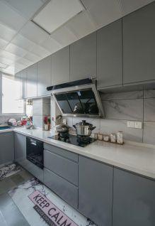 奢华厨房橱柜装修实景图片