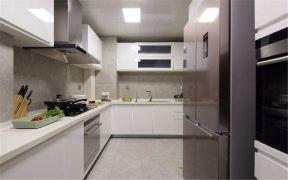 创意厨房岛台室内装修设计