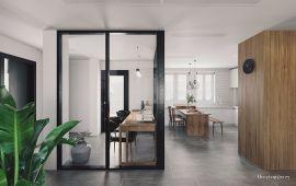 2019現代簡約90平米裝飾設計 2019現代簡約二居室裝修設計