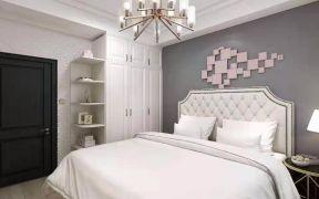 低调优雅床装饰设计图片