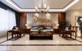 现代客厅装修图