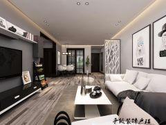 2019现代90平米装饰设计 2019现代楼房图片