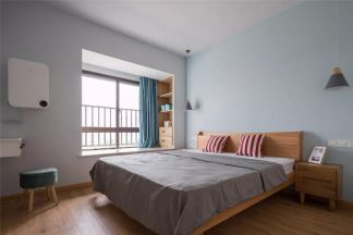 2020北欧卧室装修设计图片 2020北欧细节装修图