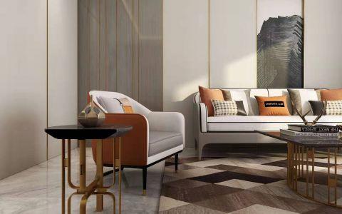 质朴客厅沙发室内效果图