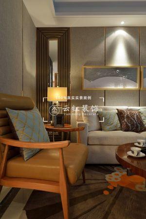 客厅沙发现代简约设计图