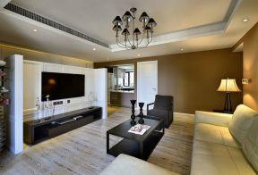 淡雅原木色地板设计