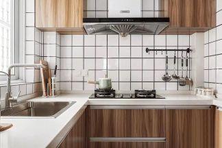 高贵风雅厨房厨房岛台装修图片