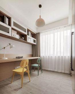 小巧玲珑客厅北欧装修效果图