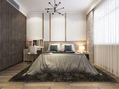 温馨卧室背景墙设计