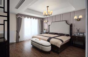 浪漫卧室装潢图