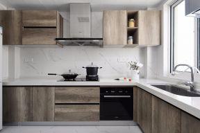 奢华紫色厨房室内装修设计