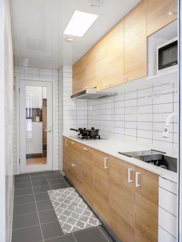 2019日式厨房装修图 2019日式橱柜装修设计
