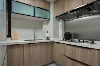 2019北欧厨房装修图 2019北欧橱柜装修设计