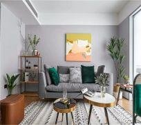 客厅沙发现代简约设计图欣赏