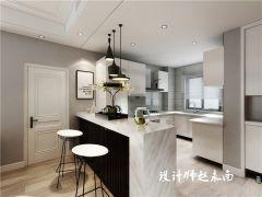淡雅厨房现代简约装修效果图欣赏