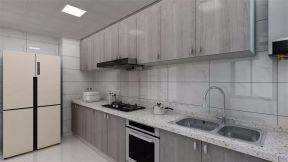 厨房橱柜简欧图片