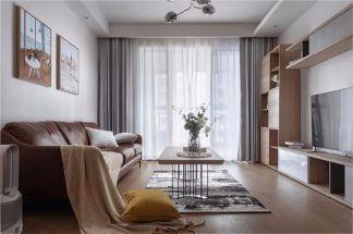 客厅白色吊顶设计图