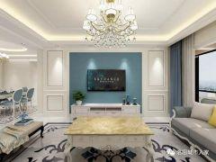 设计精巧美式暖色系灯具效果图图片