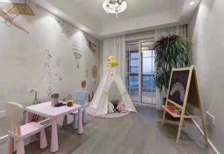 2019北欧儿童房装饰设计 2019北欧细节装修图片