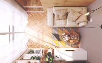 现代简约卧室细节装修设计