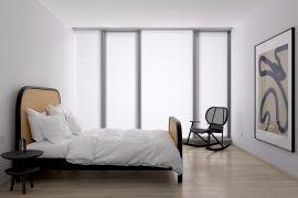 设计优雅白色卧室装修