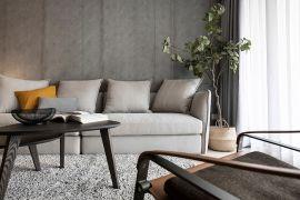 温暖客厅简约设计方案