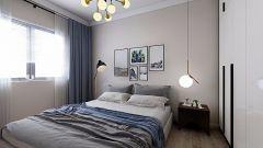 质朴卧室吊顶装修方案
