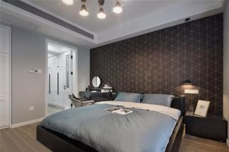豪华卧室北欧装修设计图片