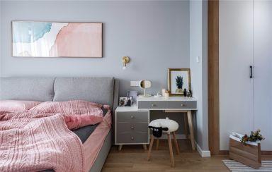 2019现代简约卧室装修设计图片 2019现代简约梳妆台装修设计