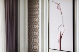 2020法式客厅装修设计 2020法式窗台设计图片