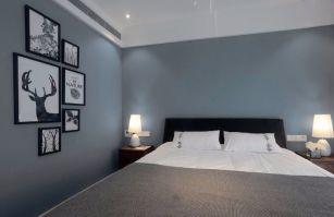 奢华绿色客厅室内装修设计