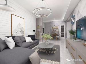 设计优雅客厅装饰效果图