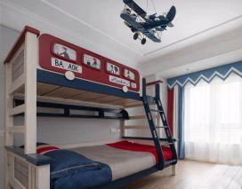 典丽矞皇白色儿童卧室装饰设计