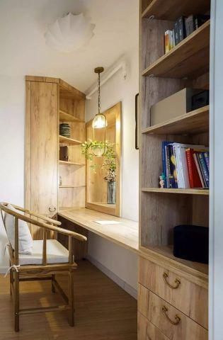 精雕细刻书房设计图片