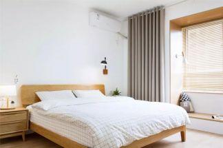 2020日式卧室装修设计图片 2020日式床头柜装修设计图片