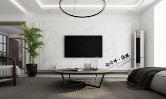 时尚客厅装潢图